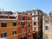 Rooftop View From Hotel Lunetta