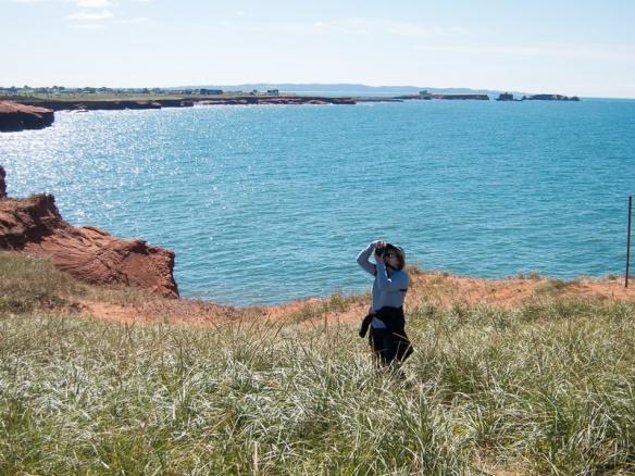 Phyllis in Isles de la Madeleine