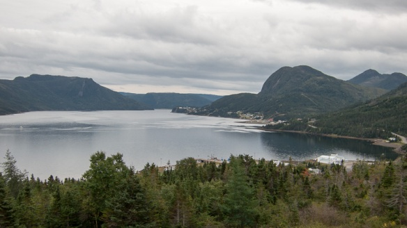 Woody Point in Gros Morne National Park