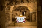 Where Mary lived and where the Angel Gabriel came to her to tell her she was to have Jesus