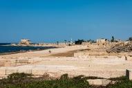 Hippodrome at Caesarea Maritima