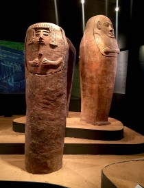 Coffins from 13th Century BC