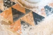 A bit of tiled floor in Masada