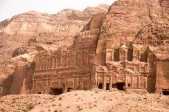 Tomb entrances