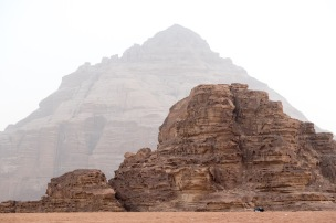 Pyramid Mountain appears in Lawrence of Arabia